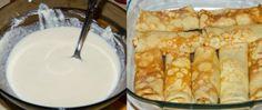 Rôzne Archives - Page 8 of 9 - Báječná vareška Thing 1, Camembert Cheese, Pancakes, Gluten Free, Baking, Vegetables, Breakfast, Ethnic Recipes, Hana