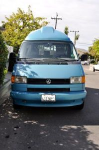 take the fam to the coast in this babe...1993 Volkswagen Eurovan