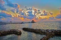 The Ultimate Travel Photo Wall - TripAdvisor Ambergris Caye, Belize  Photo by JessandKeith Paradise Found