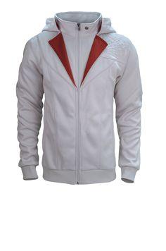 UbiWorkshop Store - Assassin's Creed - Ezio Brotherhood Hoodie, US$94.99 (http://store.ubiworkshop.com/assassins-creed/hoodies/assassins-creed-ezio-brotherhood-hoodie)