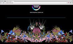 by WILLPOWER STUDIOS | WILLIAM ISMAEL | www.WillpowerStudios.com   #graphicart #art #illustration #generative #dope #interactive