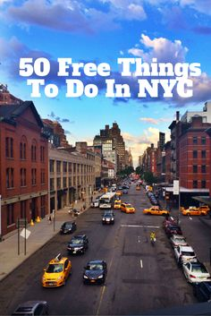 50 Free Things To Do In NYC