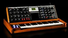 What would synth pop be without the synthesizing sounds of the Minimoog?