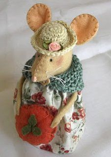 Grandma mouse.