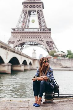 Paris is well known as the City of Lights and more recently for the jet-setting romantics and wanderlusters alike. It