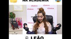 Leão - Como cada signo é na academia