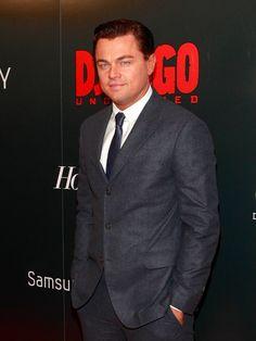 Pin for Later: Célébrons L'anniversaire de Leo en Photos Décembre 2012