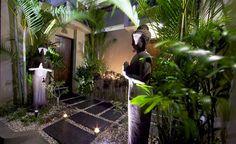 Bali couryard