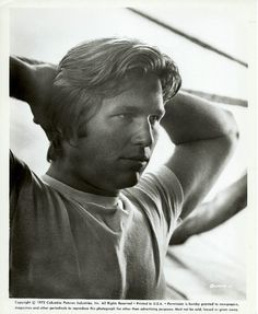 Jeff Bridges, again, because reasons | 28 Sexy Pictures Of Older Actors When They Were Young