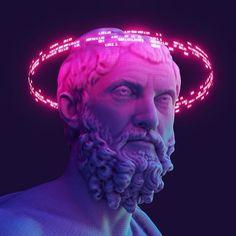 Rethorica #digital #thinking #rtvang #philosphy #neon