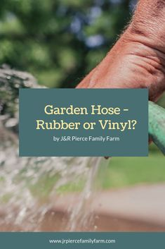 If you want to grow a green, healthy garden, you need to stock up on the right equipment. Here are some of the best gardening hoses money can buy. #buyinggardenhose #gardenhoses #jrpiercefamilyfarm #gardeninggear #gardeningtips #springgardeningtips Building Raised Beds, Raised Garden Beds, Gardening Tips, Vegetable Gardening, Urban Homesteading, Homestead Survival, Raising Chickens, Growing Vegetables, Garden Hose