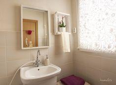 Fürdőszoba, bathroom, home staging, DIY