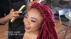 Photo Crochet Hair Styles, Protective Styles, Hair Beauty, Beautiful, Protective Hairstyles, Natural Hair Art, Cute Hair