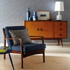Miro - Silk Interiors Wallpaper