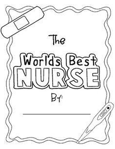Nurse's Day Writing Activity!$