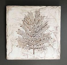 Concrete votive candle holder or succulent planter with shells