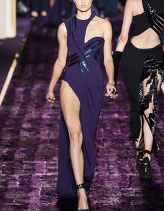 Atelier Versace Fall 2014.