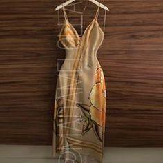 Pin de Melissa Castaldo em Fancy Time   Vestido longo