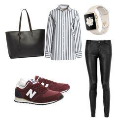 Designer Clothes, Shoes & Bags for Women Paige Denim, Marsala, Lands End, New Balance, Yves Saint Laurent, Good Things, Shoe Bag, Canvas, Polyvore