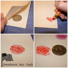 Presidents Day Craft!