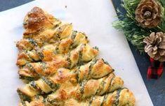 Υλικά 400γρ σπανάκι ψιλοκομμένο170γρ. τυρί κρέμα2 σκελίδες σκόρδο ψιλοκομμένες1 μικρό κρεμμύδι½ κουτ. γλυκού αλάτι¼ κουτ. γλυκού πιπέρι1 κουτ. γλυκού θυμάρι, ρίγανη1 κουτ. γλυκού τσίλι σε σκόνη½ φλιτζ. τριμμένη παρμεζάνα1 φλιτζ. τριμμένο τυρί τσένταρ ή μοτσαρέλαμία έτοιμη ζύμη (λεπτή ιταλικού τύπου για πίτσα) Για την επάλειψη στο τέλος 2 κουτ. σούπας βούτυρο½ κουτ. γλυκού ψιλοκομμένο σκόρδοαλάτι, […] The post Πίτα με σπανάκι Χριστουγεννιάτικο δέντρο appeared first on otselementes. Quiche, Zucchini, Vegetables, Breakfast, Food, Morning Coffee, Essen, Quiches, Vegetable Recipes