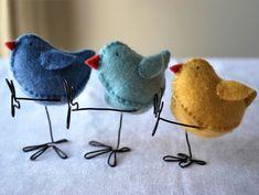 Myrtle & Eunice: How to Make an Easter Chick - free pattern and tutorial