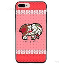Ivory Ella Pinky Cute Design Art iPhone Cases Case