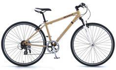 【送料無料】2009 RENAULT(ルノー)クロスバイク/700C/6段変速付AL-CRB7006 F-sus