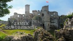 Zamek Ogrodzieniec wspaniała atrakcja dla dzieci na Śląsku