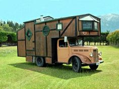 Stay in a house truck at Wacky Stays Kaikoura. http://www.aatravel.co.nz/main/listing.php?listingId=253117
