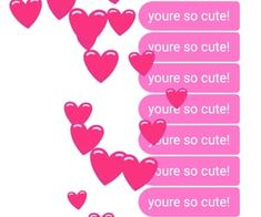 Uploaded by gen ♡. Find images and videos about cute, pink and aesthetic on We Heart It - the app to get lost in what you love. Love You So Much, Just For You, My Love, Best Friend Goals, My Best Friend, Cute Memes, Wholesome Memes, Pink Aesthetic, Yandere