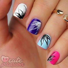 fuckyeahnails ❤ liked on Polyvore featuring beauty products, nail care and nails
