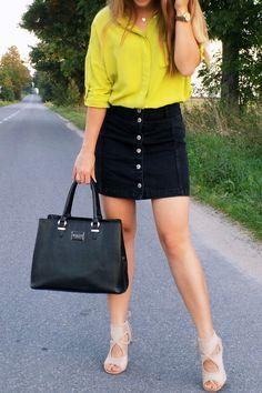 Mis Marli: Zaful skirt