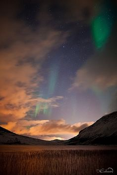 Night Sky Tromso, Norway