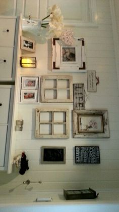 Old frames.  Love'em!