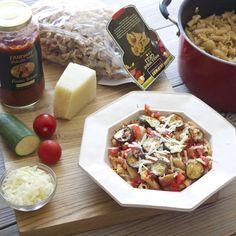 Fairway Gigli & Zucchini Pasta