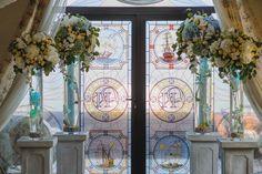 оформление свадьбы MaritimeWedding от Bouquet