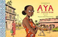 Película de Aya de Yopougon