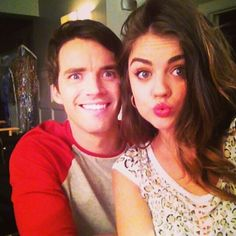 Lucy and Ian