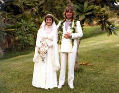 Ozzy And Sharon Osbourne In Hawaii 1982 Celebrity S