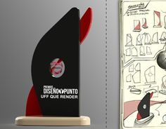 "Consulta este proyecto @Behance: ""Award Design: Premios Diseno Y Punto"" https://www.behance.net/gallery/16710715/Award-Design-Premios-Diseno-Y-Punto"