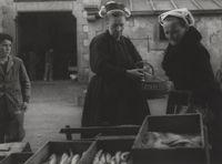Two Breton women at market]Nell Dorr (1893-1988)