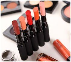 MAC Styleseeker Mattene Lipsticks Review, Photos, Swatches by Temptalia