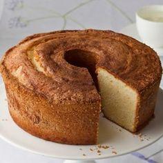 Perfect Pound Cake Recipe Courtesy Ina Garten (Williams-Sonoma), batter made with cream