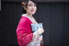 レピヤンポーチ/shima/可愛い/着物/化粧ポーチ/レピヤンリボン