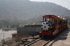 Train to Elephanta Caves Mumbai