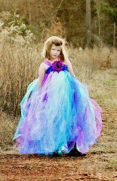 Purple Delight Tutu Dress