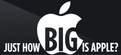 Checkout How Big Apple Really Is [Infographic]