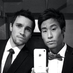 Chester See and Victor Kim