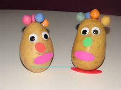 monsieur patate maternelle - Recherche Google